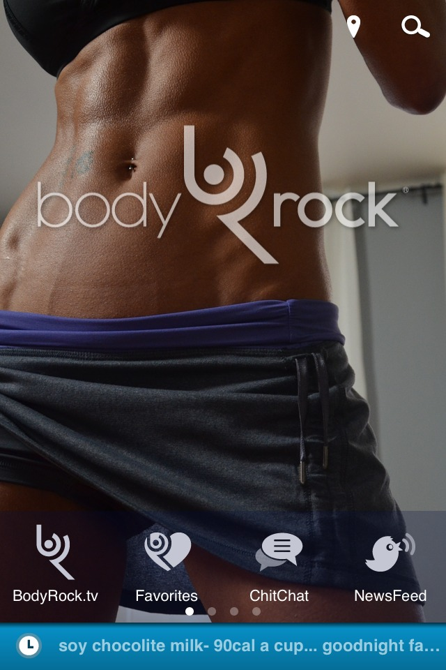 Bodyrock App