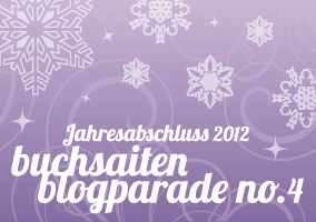 Blogparade Bücher 2012