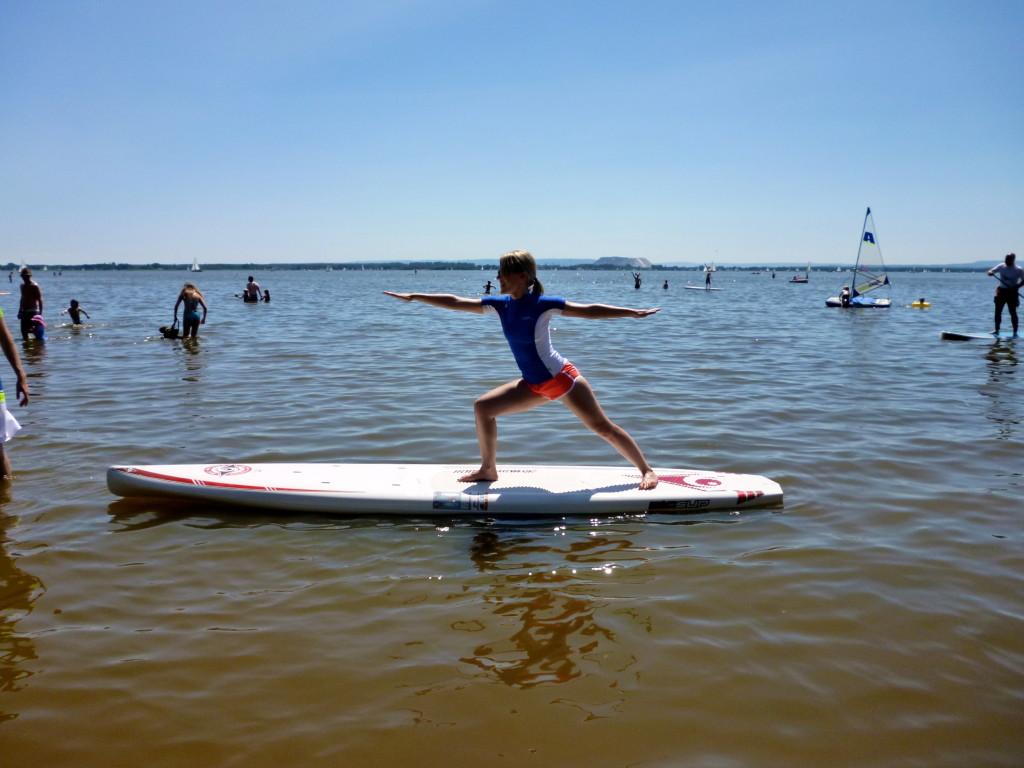 SUP-Yoga-Steinhuder-Meer