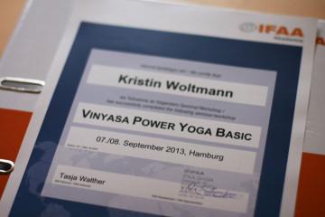 Vinyasa-Power-Yoga-Ausbildung