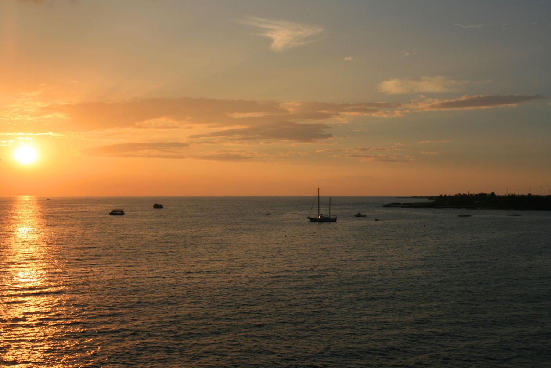 Big-Island-Sonnenuntergang