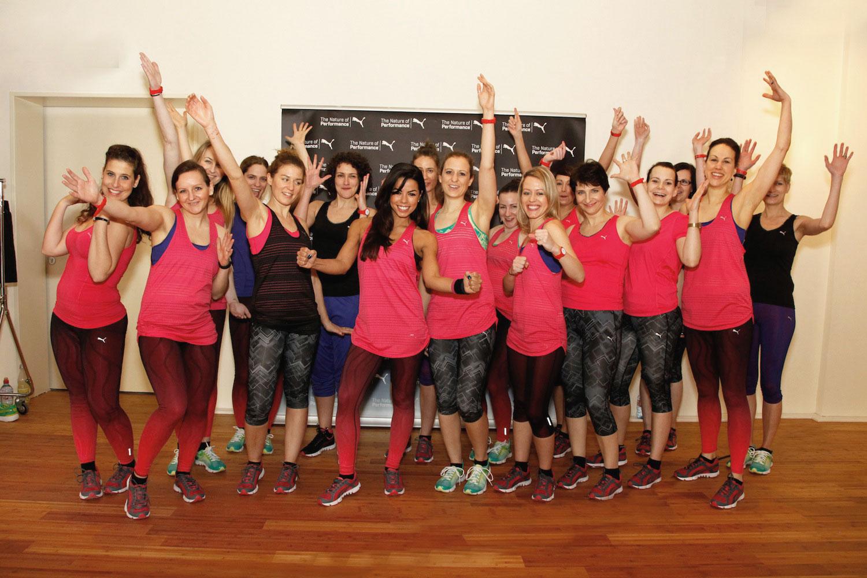 PUMA-Fitness-Workshop-Gruppe
