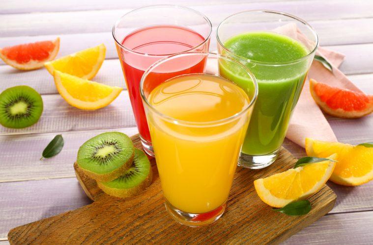 Detox Saft Diät 3 Tage