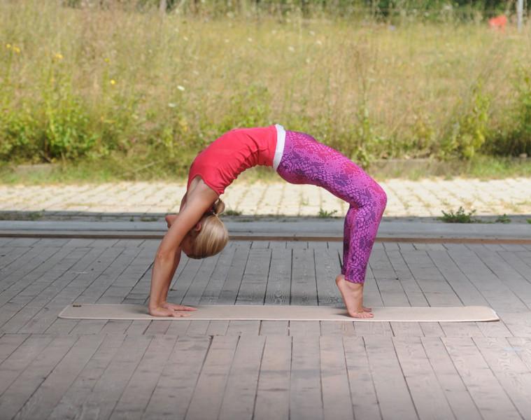 Power-Yoga-Basics