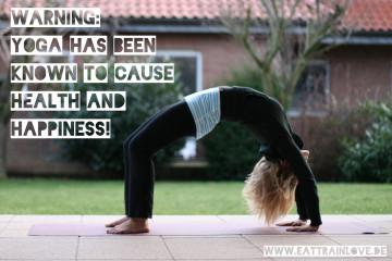 Yoga-Dankbarkeit