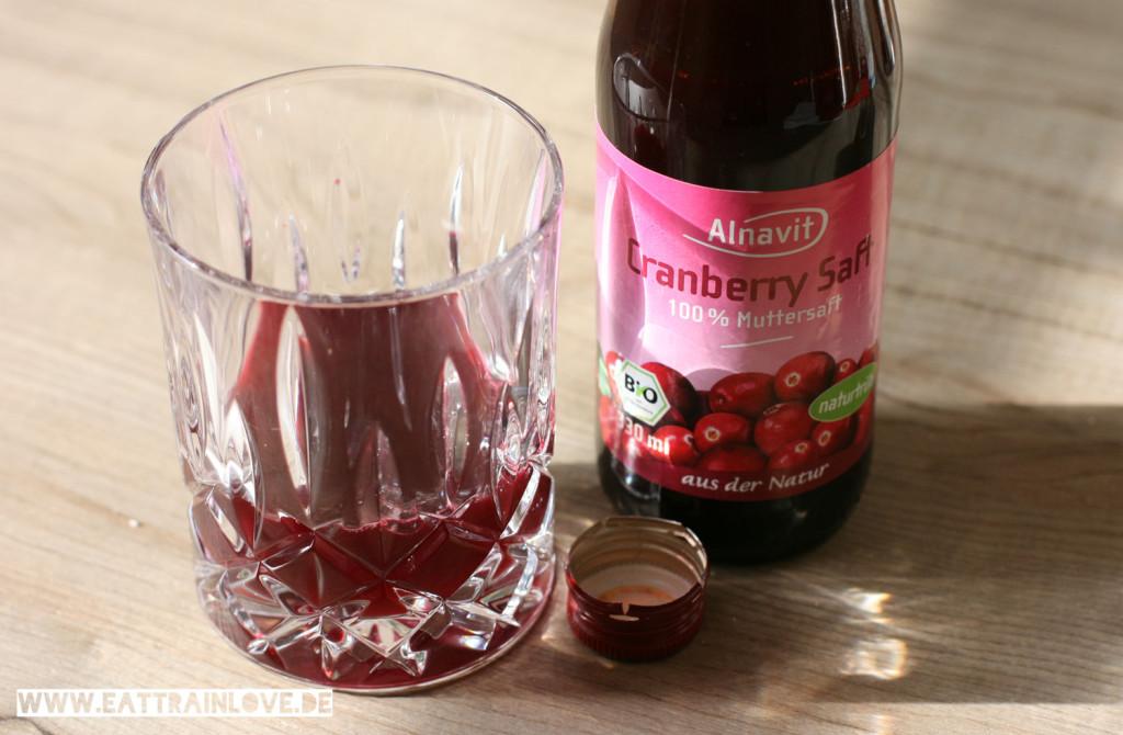 Tipps-bei-Erkältungen-Cranberry-Saft