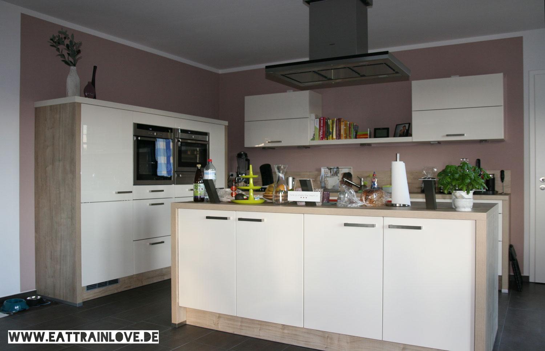Traumhaus-Küche