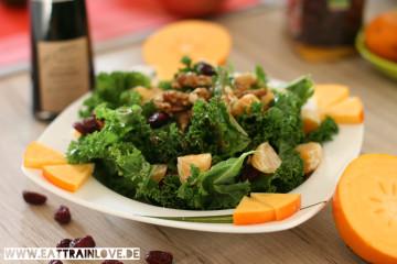 Clean-Eating-Grünkohl-Salat