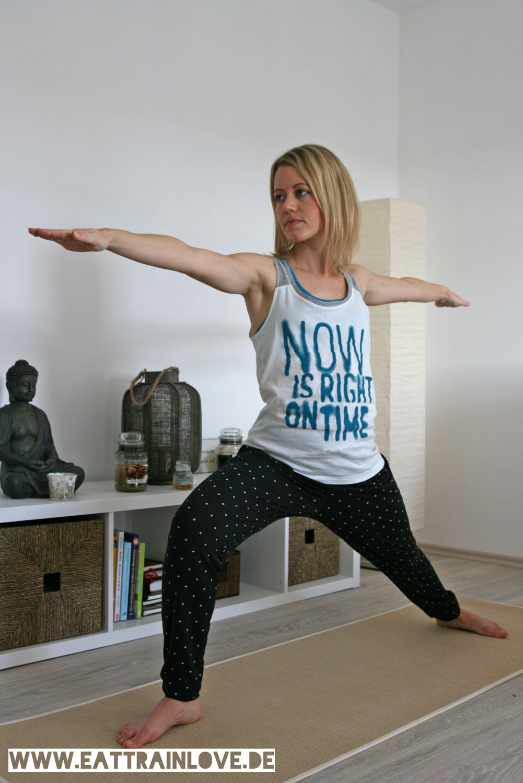 Reebok-Yoga-Kollektion-Tara-Stiles-Krieger