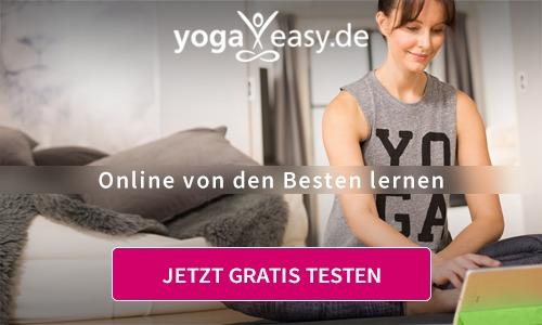 YogaEasy Gutschein