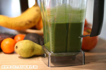 Green-Smoothie-Zutaten