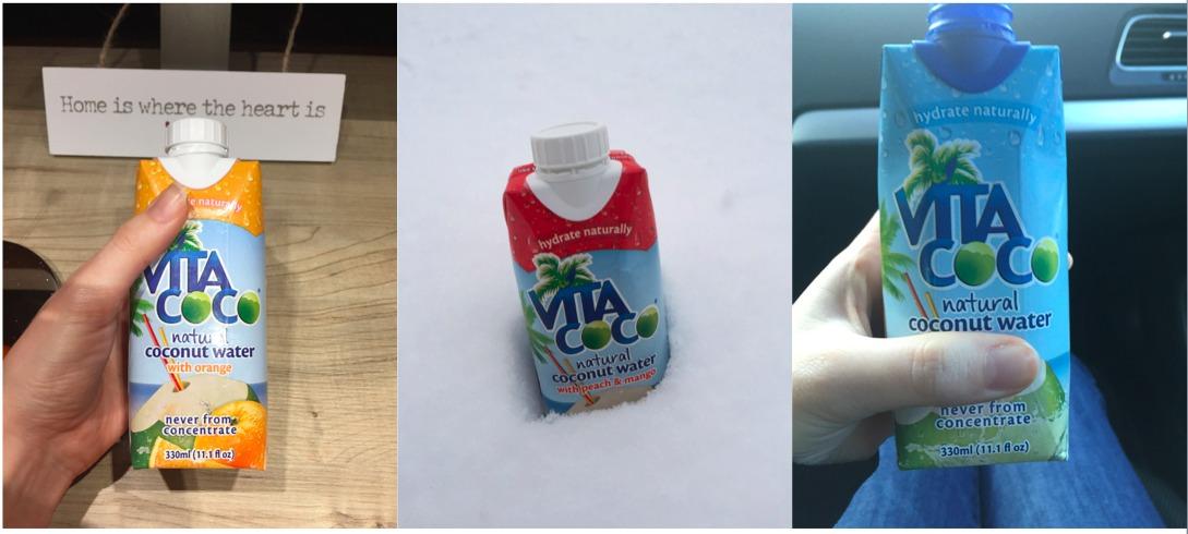 Kokoswasser-Woche mit Vita Coco