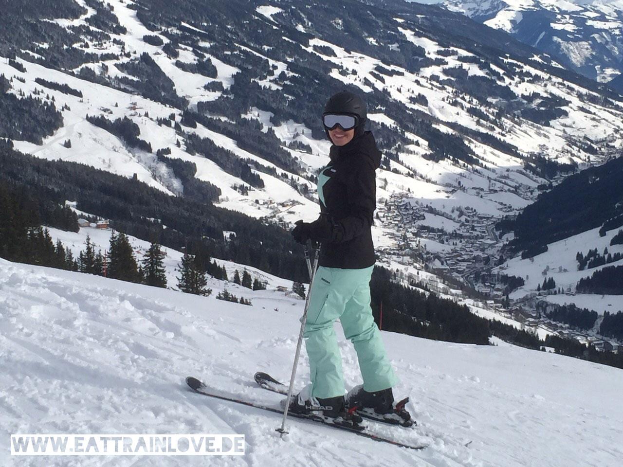 Skifahren lernen in Saalbach Hinterglemm