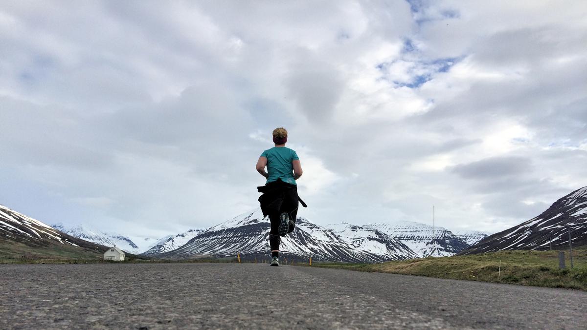 Laufen auf Reisen
