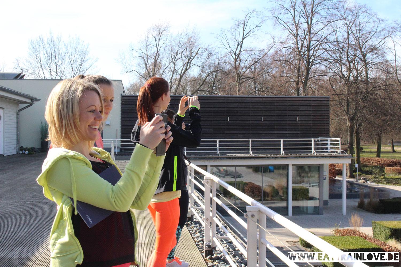 Fitnessblogger-Wochenende