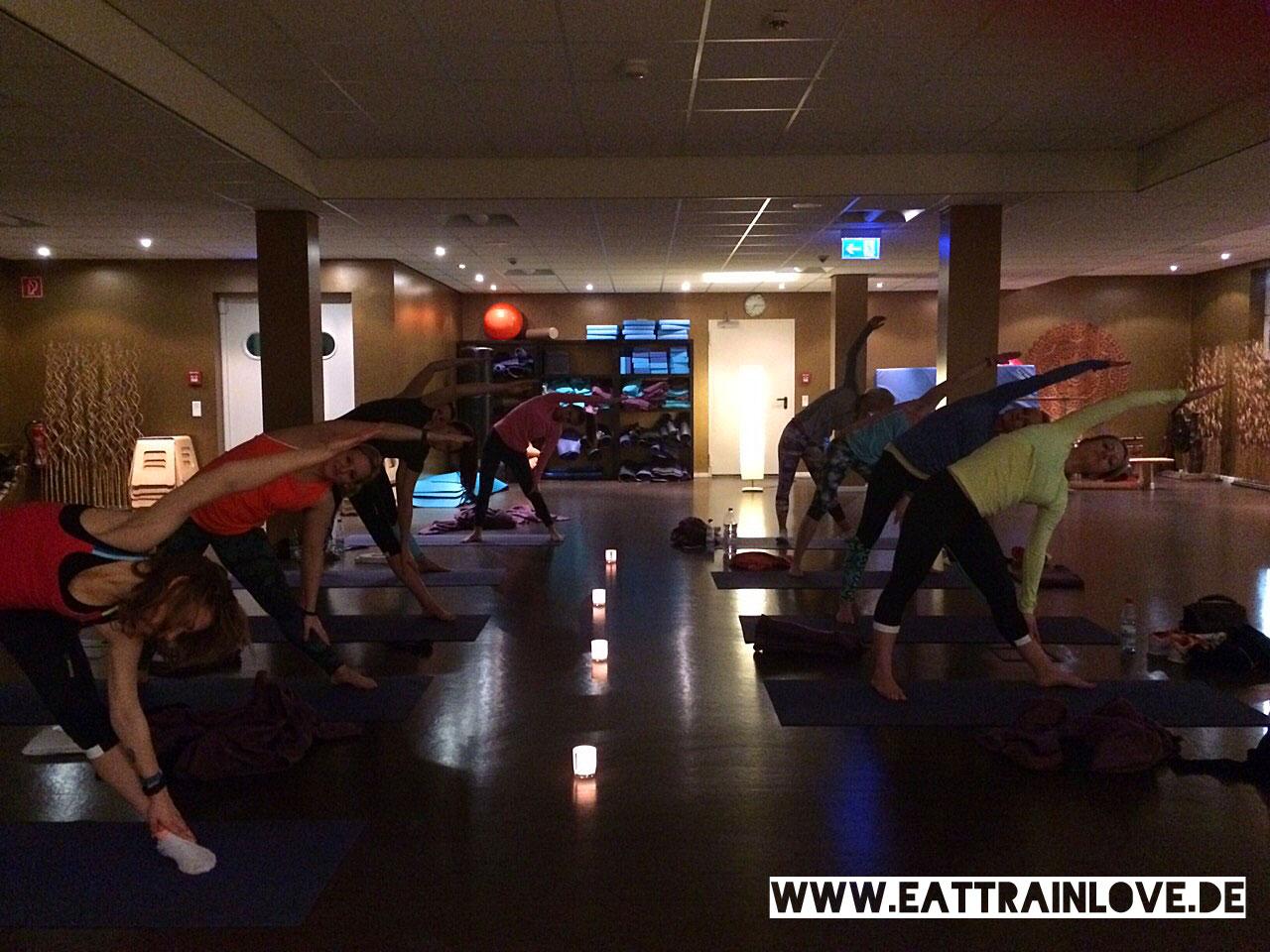 Yoga-Session-im-Aspria