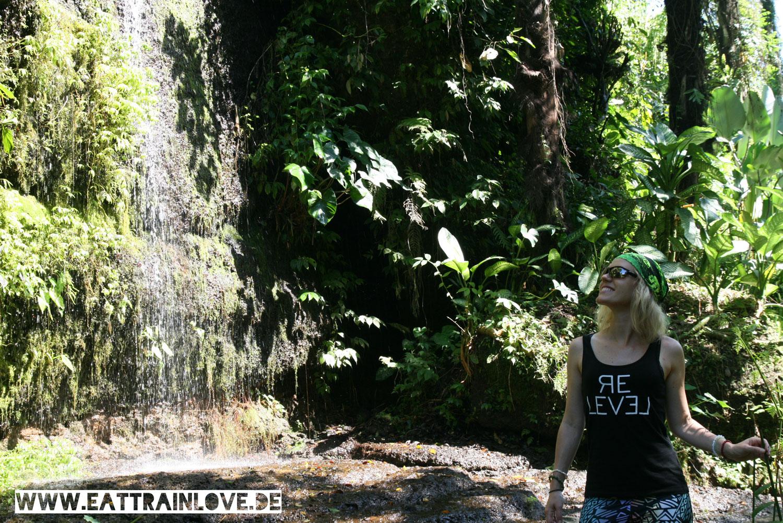 Bali-Wasserfall