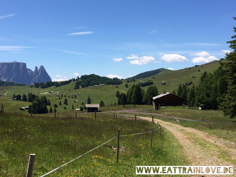 Aktivurlaub-auf-der-Seiser-Alm - Trail Running