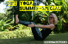 HIIT-Yoga-Trainingsplan-Summer-Special