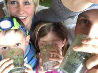 Gesund leben mit Kindern