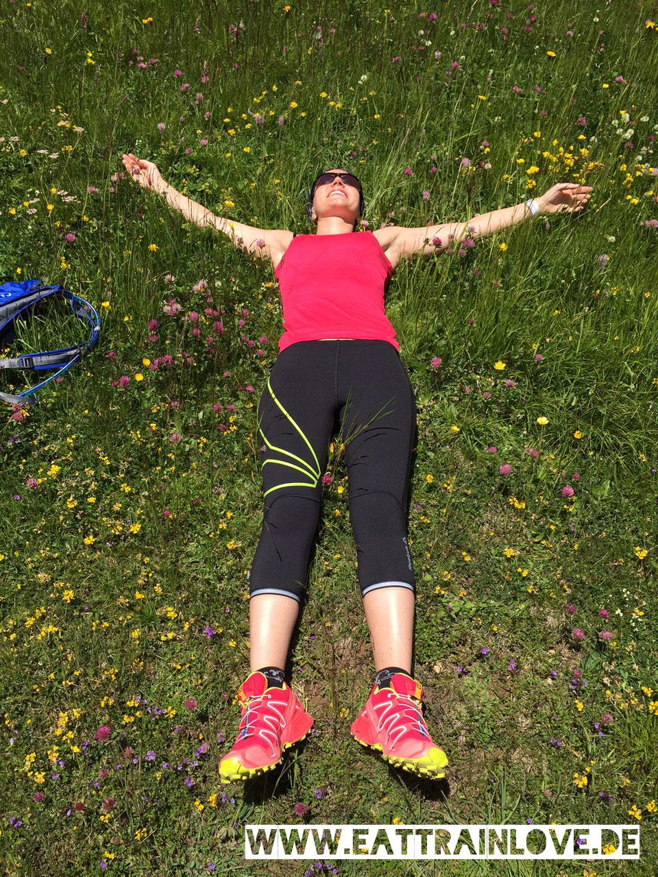 Nach-dem-Trail-ist-vor-dem-Trail - Trail Running auf der Seiser Alm