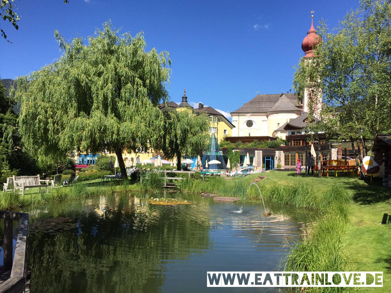 Adler-Dolomiti-Garten