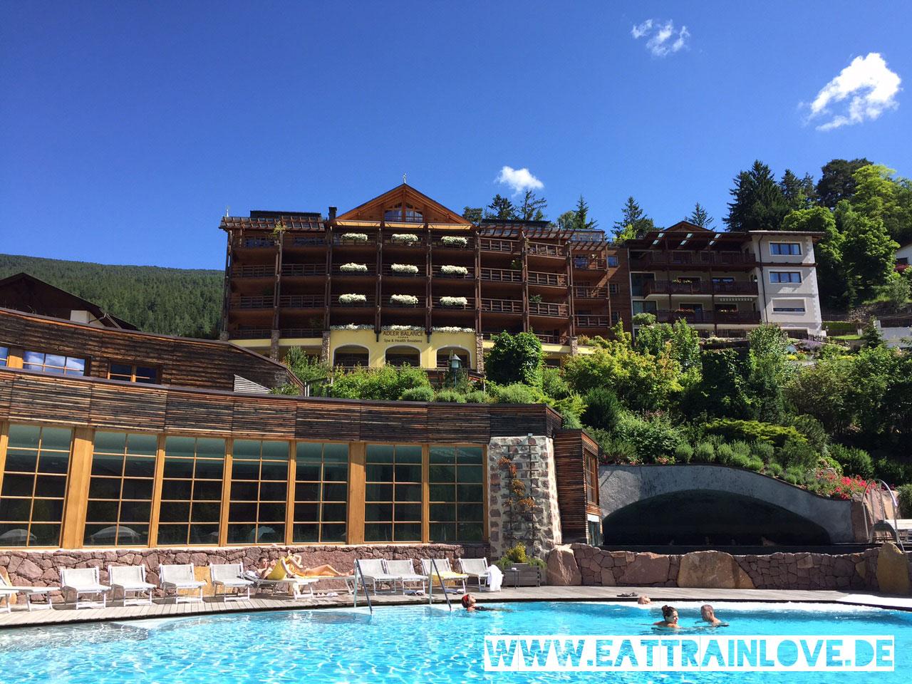 Adler-Dolomiti-Pool