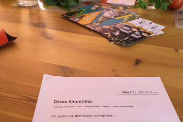Detox-Smoothie-Seminar