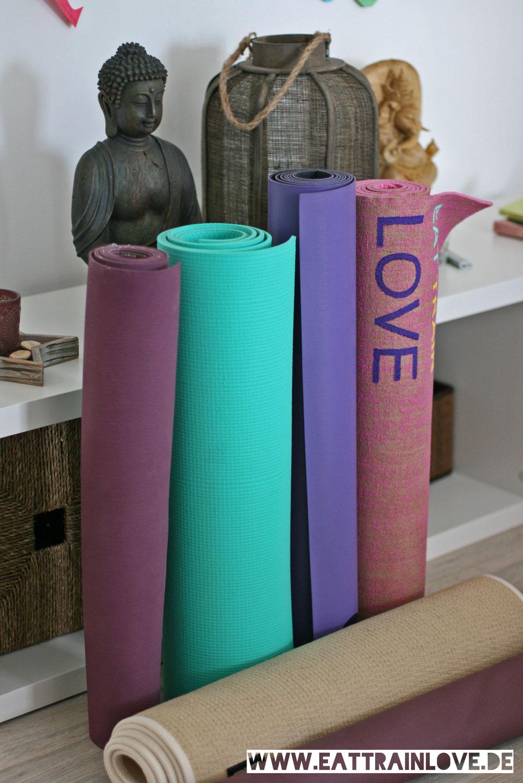 die besten yogamatten im test eat train love sei die. Black Bedroom Furniture Sets. Home Design Ideas