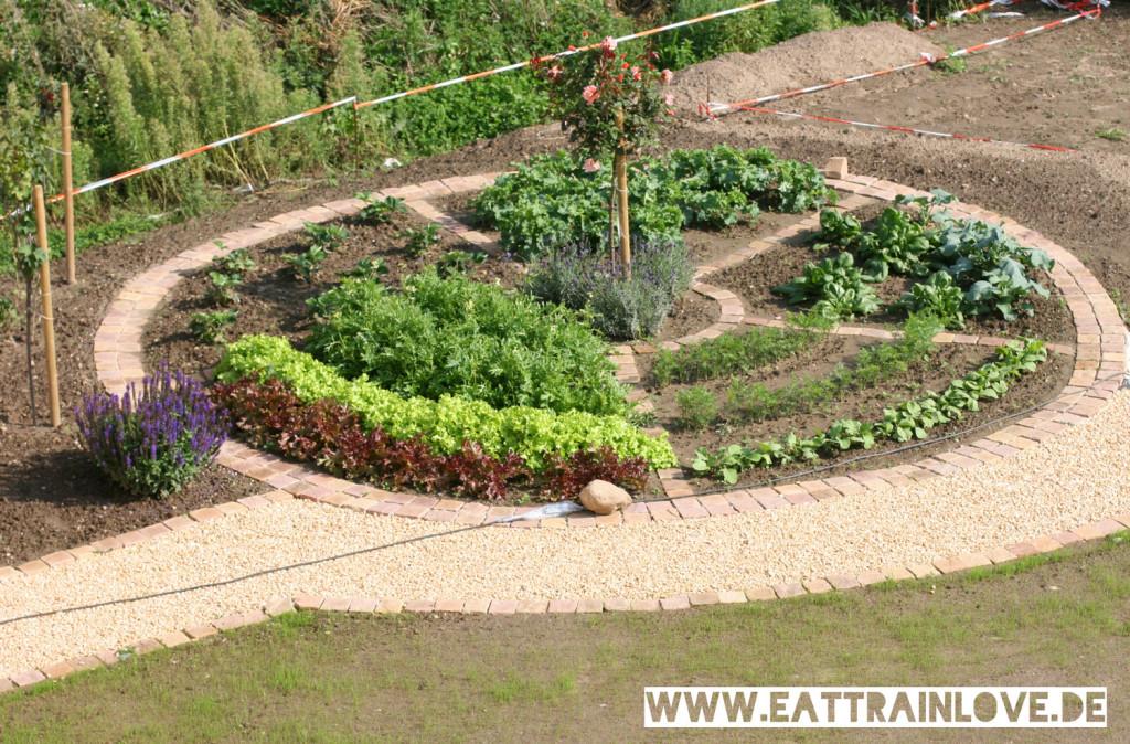 Clean-Eating-aus-dem-eigenen-Garten-Beet