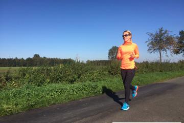 Schritte zu einem aktiven und gesunden Leben