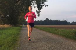 Laufen ist meine Meditation