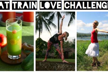 EAT TRAIN LOVE Challange 2016 FB