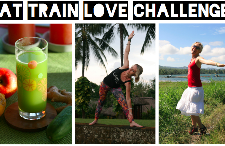 EAT TRAIN LOVE Challange 2016 FB