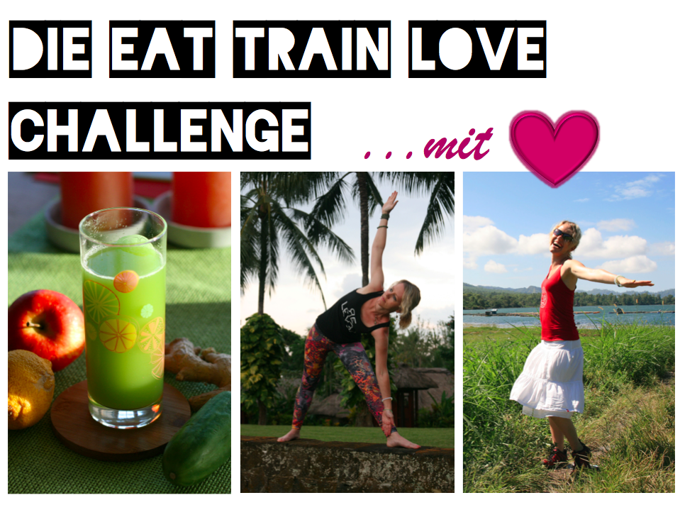 EAT TRAIN LOVE Challenge 2016