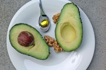 Avocado-Fett-Gesund