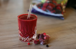 Roter-Power-Smoothie