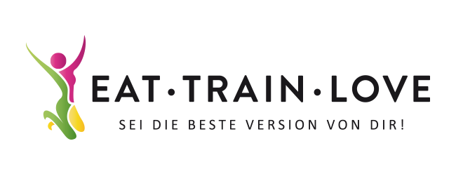 EAT TRAIN LOVE | Sei die beste Version von DIR! logo