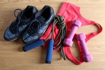 Die besten Bücher und Fitnesstools 2017 für dein Training zuhause