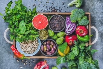 entspannt gesund ernähren