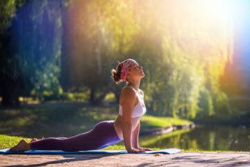 Yoga vergleichen
