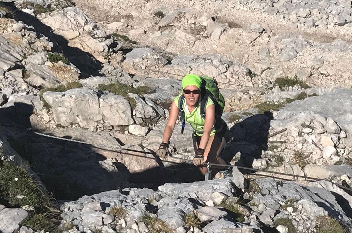 Klettersteig Outfit : Südtirol klettersteig eat train love sei die beste version von
