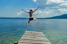Abenteuerlust als Frau