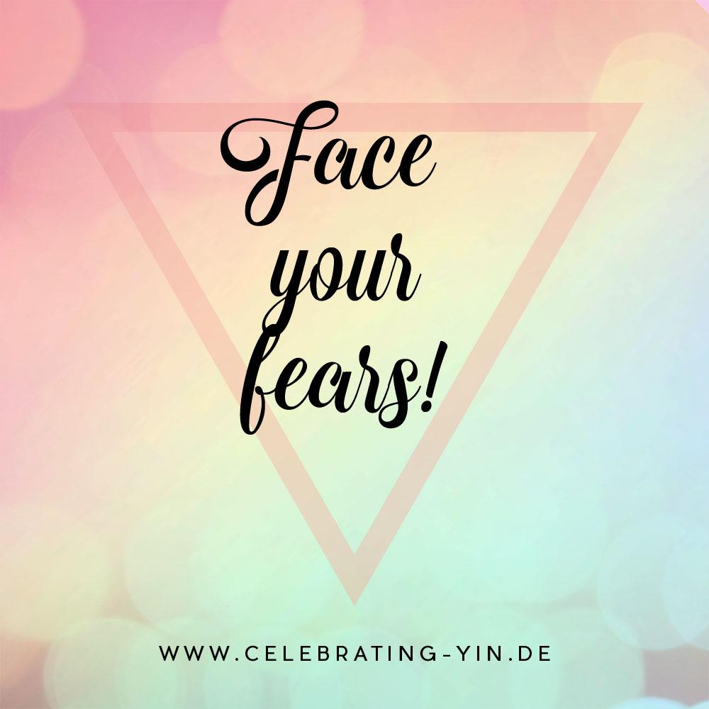 Deiner Angst neu begegnen und sie überwinden