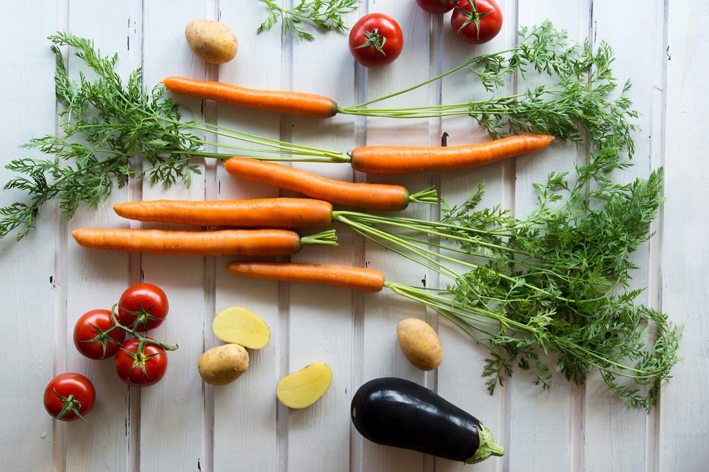 Nahrungsmittelunverträglichkeiten Clean Eating Konzept Clean essen