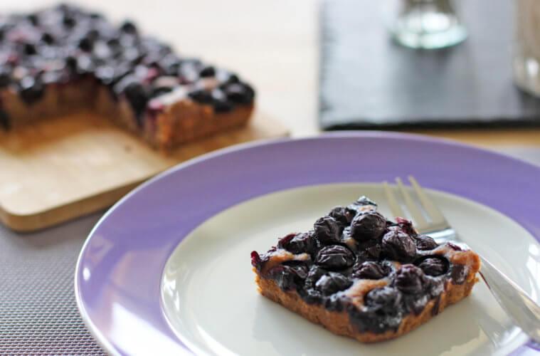 Saftiger Beerenkuchen Mit Buchweizen Vegan Und Glutenfrei Eat