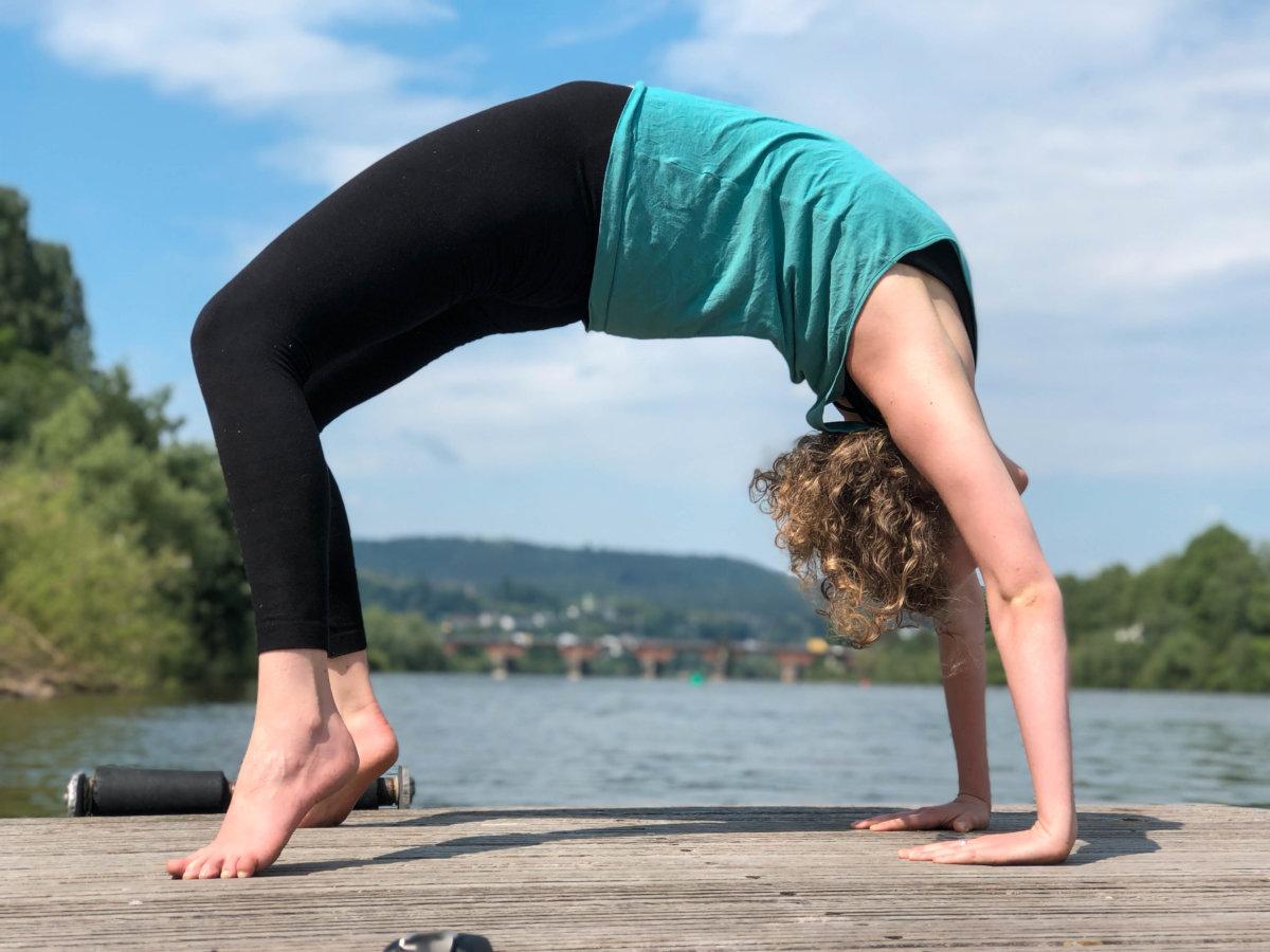 Yoga every damn day so klappt es endlich mit deiner regelmäßigen Yogapraxis